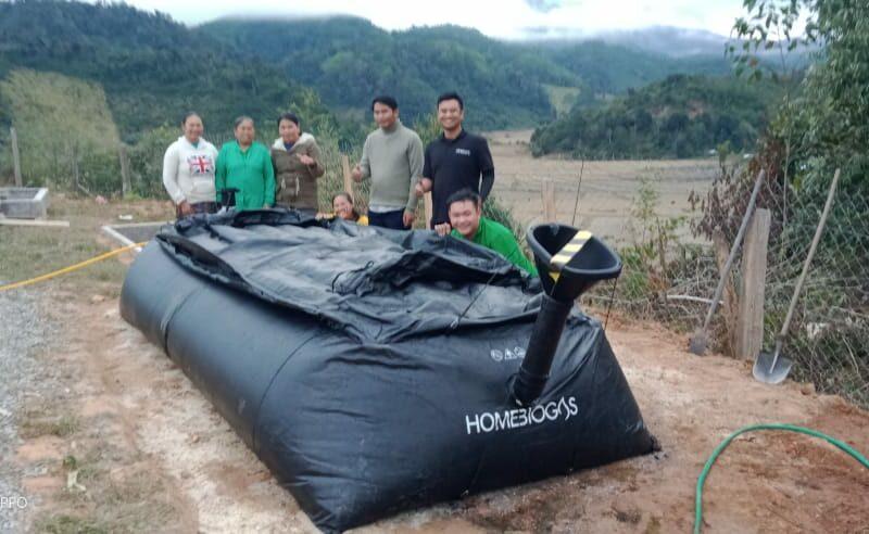 Coffee Plantation Xieng Khouang