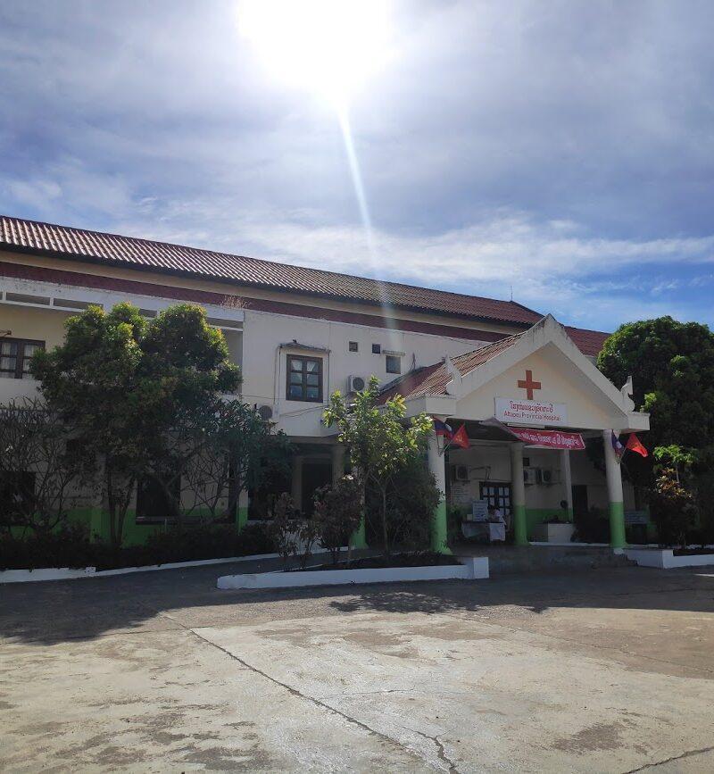 Attapue Province Hospital